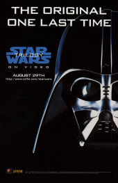 Verso de Star Wars: Heir to the Empire (1995) -2- Star Wars: Heir to the Empire part 2 of 6