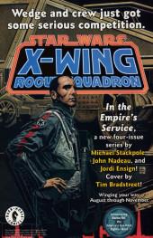 Verso de Star Wars: Dark Force Rising (1997) -3- Star Wars: Dark Force Rising part 3 of 6