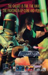 Verso de Star Wars: Dark Force Rising (1997) -6- Star Wars: Dark Force Rising part 6 of 6