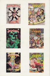 Verso de Star Reach Classics (1984) -1- Star Reach Classics #1