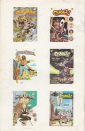 Verso de Star Reach Classics (1984) -2- Star Reach Classics #2