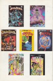 Verso de Star Reach Classics (1984) -5- Star Reach Classics #4