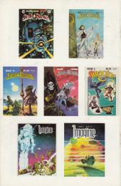 Verso de Star Reach Classics (1984) -5- Star Reach Classics #5