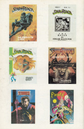 Verso de Star Reach Classics (1984) -6- Star Reach Classics #6