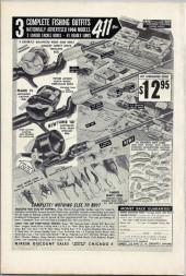Verso de T.H.U.N.D.E.R. Agents (Tower comics - 1965) -5- Double for Dynamo
