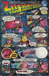 Verso de Spider-Man 2099 (Marvel comics - 1992) -8- Flight of Fancy