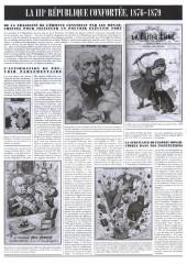 Verso de Les passagers du vent -84- Le Sang des cerises - Livre 1 (4/4)