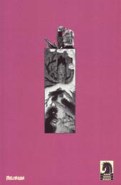Verso de Creepy (Anthologie Delirium) -TL- Spécial Richard Corben