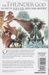 Verso de Thor: For Asgard (2010) - For Asgard