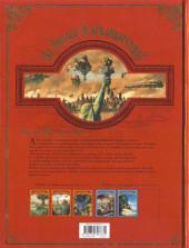 Verso de Le voyage Extraordinaire -3a2017- Tome 3 - Le Trophée Jules Verne 3/3