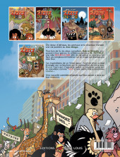 Verso de Zoo Dingo -5- L'Élu