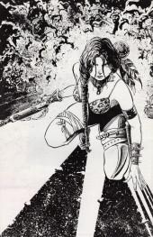 Verso de Negative Burn (1993) -15- Negative Burn #15