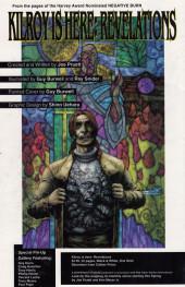 Verso de Negative Burn (1993) -16- Negative Burn #16