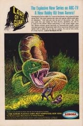Verso de Star Spangled War Stories (1952) -141- The Bull
