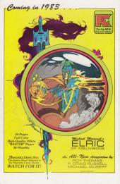 Verso de Starslayer (1982) -5- Starslayer #5