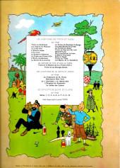 Verso de Tintin (Historique) -3B36'- Tintin en Amérique