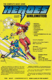 Verso de Starslayer (1982) -25- Mysteries