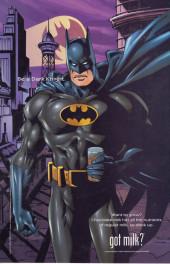 Verso de Millennium edition (DC comics - 2000) - The Spirit