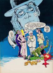 Verso de Spirit (The) (1973) -1- The Spirit #1 [Crime Convention]