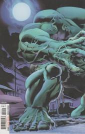Verso de Immortal Hulk (The) (2018) -1H- James Bennet variant