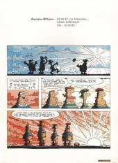 Verso de Les rubipèdes -2- Chaud devant !