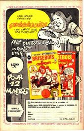 Verso de L'incroyable Hulk (Éditions Héritage) -67- Un monstre parmi nous!