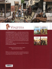 Verso de Vinifera -1- Les amphores de Pompéï