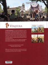 Verso de Vinifera -2- Les moines de Bourgogne