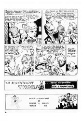 Verso de Karaté Kid (Éditions Héritage) -4- Confrontation avec le commandant Blud!