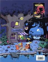 Verso de Sibylline (Les nouvelles aventures de) -2- Le vampire de la lune rousse