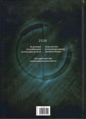 Verso de Olympus Mons -4- Millénaires