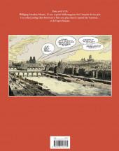 Verso de Mozart à Paris