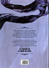 Verso de Rouletabille (Une aventure de) -2- Le parfum de la dame en noir
