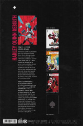 Verso de Harley Quinn Rebirth -3- Le futur contre-attaque