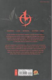 Verso de Hellshock (1997) -INT- Hellshock : The Definitive Edition