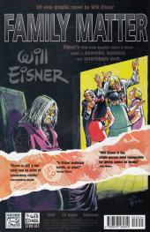 Verso de Spirit: The New adventures (1998) -7- The Spirit: The New Adventures #7