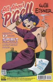 Verso de Spirit: The New adventures (1998) -8- The Spirit: The New Adventures #8