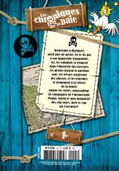 Verso de Mickey Parade Géant Hors-série / collector -HS17- les Chroniques de la baie - Tome 1 : Les Trésors engloutis