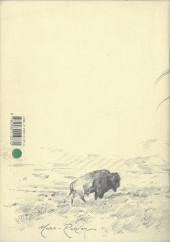 Verso de Black Hills 1890 - Storyboard - Carnet 1