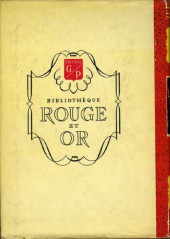 Verso de (AUT) Calvo -b- Robin des bois