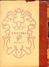 Verso de (AUT) Calvo -a- Robin des bois