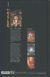 Verso de Street Fighter II (Urban Comics) -2- Avant la tempête