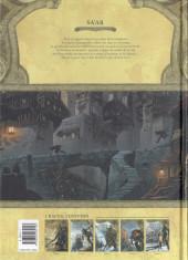 Verso de Orcs & Gobelins -4- Sa'ar