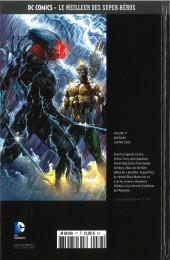 Verso de DC Comics - Le Meilleur des Super-Héros -77- Aquaman - L'Autre Ligue