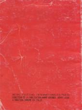 Verso de Marquis (Collection) -1- Michedor et les ovnis