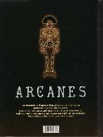 Verso de Arcanes -3- Le dossier Karadine