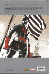 Verso de Daredevil (100% Marvel - 2016) -5- Justice