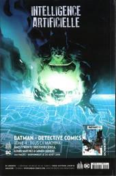 Verso de Batman Rebirth (DC Presse) -15- Tome 15