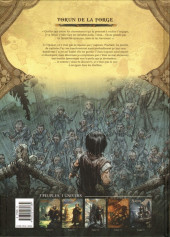 Verso de Nains -11- Torun de la Forge