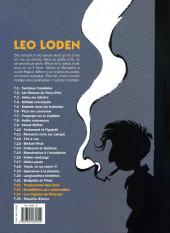 Verso de Léo Loden (Intégrale) -8- Intégrale 8